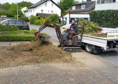 Erdarbeiten Garten und Landschaftsbau Winnen