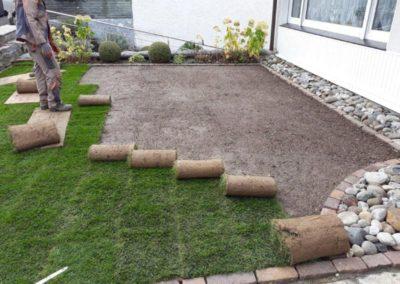 Fertigrasen Garten und Landschaftsbau Winnen