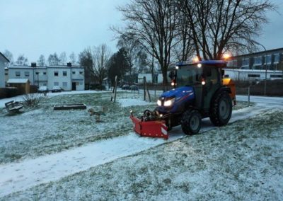 Winterdienst Garten und Landschaftsbau Winnen
